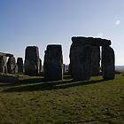 Stone Henge by Stuart Blackledge