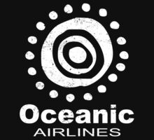 Oceanic Airlines Kids Clothes