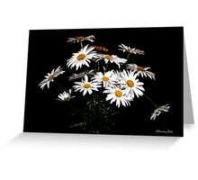 The Scent of Daisies ~Sadness Greeting Card