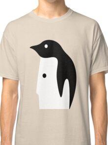 Penguin Face Classic T-Shirt