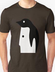 Penguin Face Unisex T-Shirt