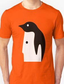 Penguin Face T-Shirt