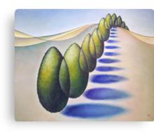 Wind Break Canvas Print