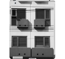 Apartment Block iPad Case/Skin