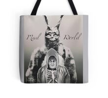 Mad World  Tote Bag