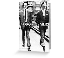 The ProKRAYmers Greeting Card