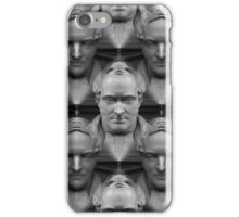 Face, The Wall iPhone Case/Skin