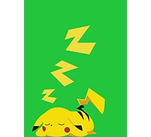electric sleep Photographic Print