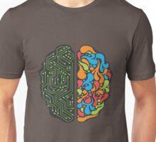 Techno Mind Unisex T-Shirt