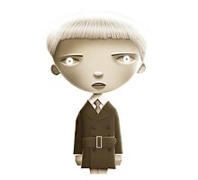 David (Village of the Damned) by Shane McGowan
