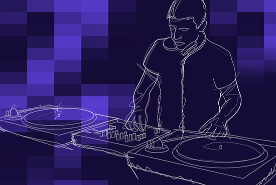 DJ by Stephen  Smith