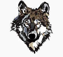 Wolf - Water Colour Unisex T-Shirt