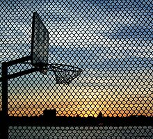 Basketball by Gordon Nightingale