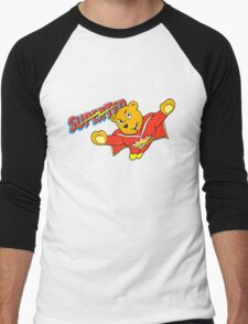 SuperTed! Men's Baseball ¾ T-Shirt