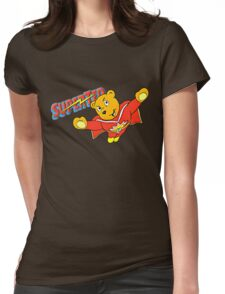 SuperTed! Womens Fitted T-Shirt