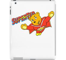 SuperTed! iPad Case/Skin