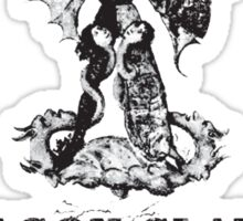 Dragon Slayer Camp 1468 Sticker