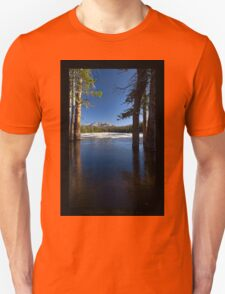 Lilly Lake Iced in - Utah nature landscape  T-Shirt