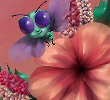 A Bug's Tale: Thumbs Up by Renee Diane