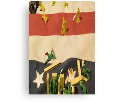 Like Toy Soldiers Canvas Print