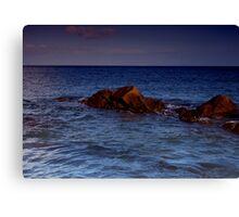 The Irish Sea Canvas Print
