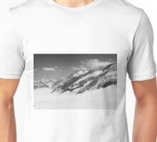 Top of Europe - Black Unisex T-Shirt