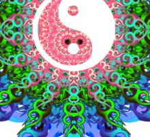 yinyang 'delica Sticker