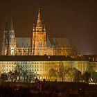 Prague Castle, Czech Republic by Petr Klapper