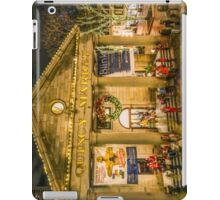 Quincy Market at Christmas iPad Case/Skin