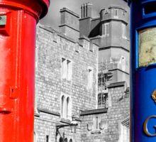 Snail Mail, Royal Windsor Sticker