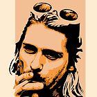 Kurt Cobain by barmalisiRTB