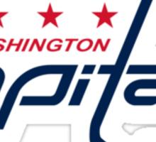 Washington Capitals Sticker
