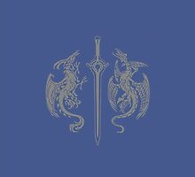Fire Emblem Awakening Royal Blue/Gold  by AMPEE