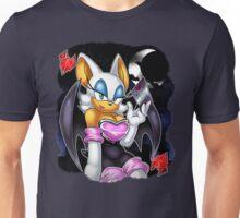 Rouge the Bat Unisex T-Shirt