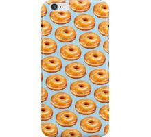 Glazed Donut Pattern iPhone Case/Skin