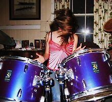 drums by Diana Forgione