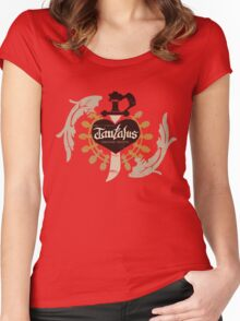 Final Fantasy IX - Tantalus Theatre Troupe Women's Fitted Scoop T-Shirt