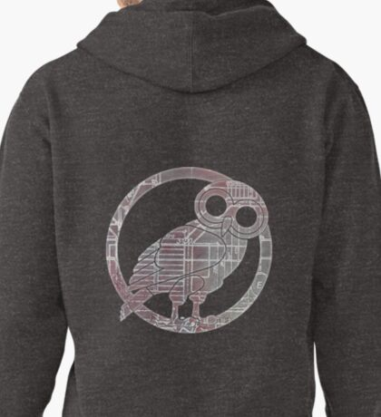Athena Pullover Hoodie