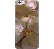 Iridescent Blossoms iPhone Case/Skin