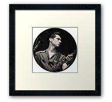 Alex Turner Framed Print