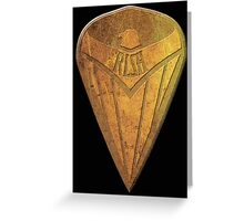 RLSH Eagle Badge Greeting Card