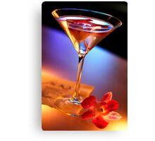 Jack's Martini Canvas Print