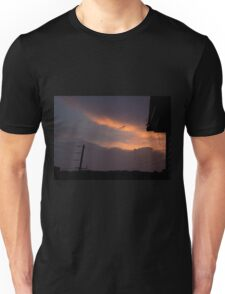 HDR Composite - A Messenger Sky at Sunset Unisex T-Shirt