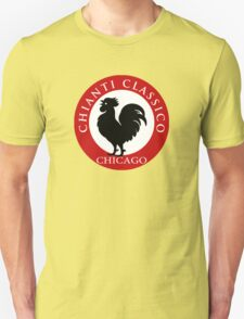 Black Rooster Chicago Chianti Classico T-Shirt