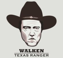 Christopher Walken - Walken, Texas Ranger by FacesOfAwesome