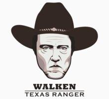 Christopher Walken - Walken, Texas Ranger One Piece - Short Sleeve