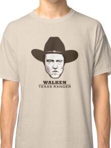 Christopher Walken - Walken, Texas Ranger Classic T-Shirt