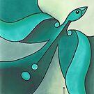 winged samnite by AnnaAsche