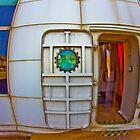 Biosphere Door. by HanselASolera
