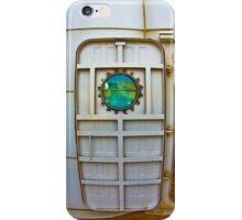 Biosphere Door. iPhone Case/Skin